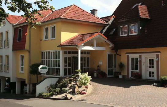 Hotel Haus Am Park In Bad Hersfeld Hotel De