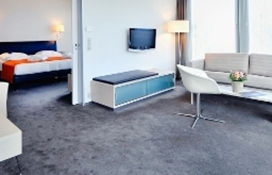 Junior Suite RADISSON BLU LUCERNE