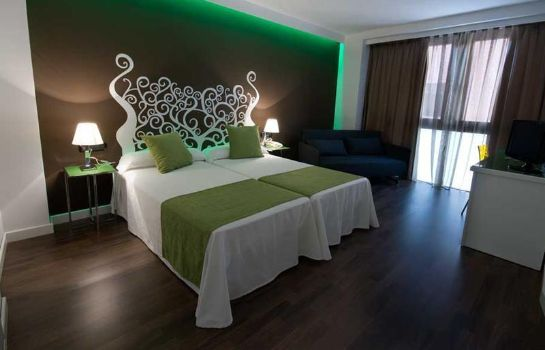 Camera Hotel Teruel Plaza