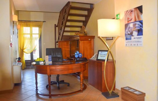 Hotelhalle Best Western Plus Hotel Le Rondini