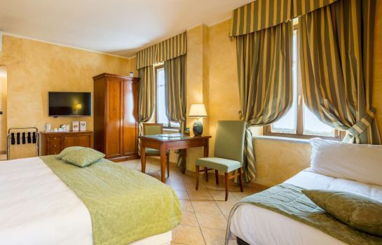 Zimmer Best Western Plus Hotel Le Rondini