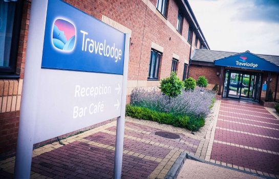 Außenansicht Travelodge Dublin Airport North Swords