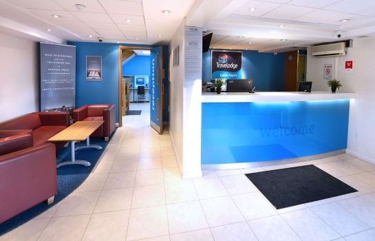 Hotelhalle Travelodge Dublin Airport North Swords