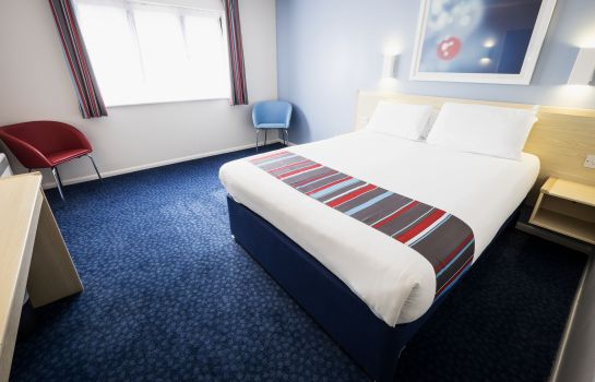 Doppelzimmer Standard Travelodge Dublin Airport North Swords