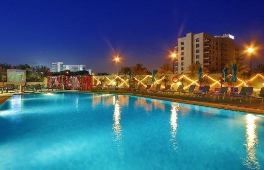 arabian park hotel 3 дубай