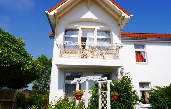 Exterior view Pension Mittag