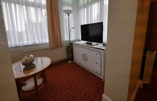 Pokój typu junior suite Pension Mittag