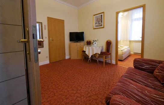 Junior Suite Pension Mittag