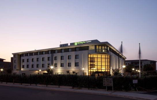 Vue extérieure Holiday Inn Express TOULOUSE AIRPORT