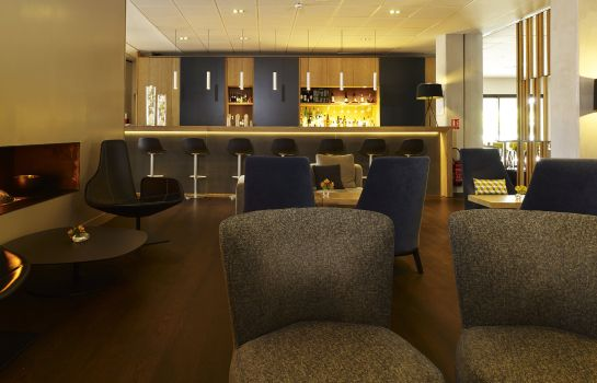 Bar de l'hôtel Holiday Inn Express TOULOUSE AIRPORT
