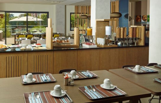 Restaurant Holiday Inn Express TOULOUSE AIRPORT