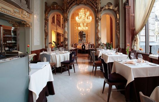 Restaurant Boscolo Budapest Autograph Collection