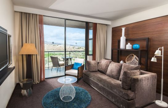 Suite junior Sheraton Gran Canaria Salobre Golf Resort