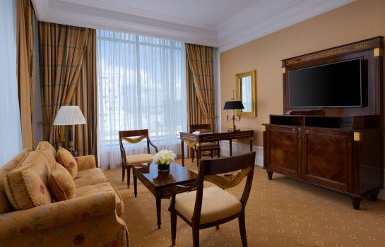 Suite The Ritz-Carlton Moscow