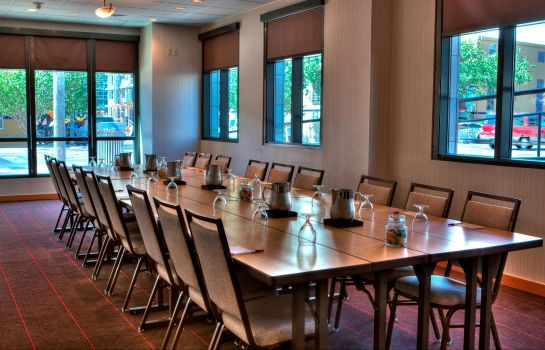 Sala de reuniones Residence Inn Austin Downtown/Convention Center Residence Inn Austin Downtown/Convention Center