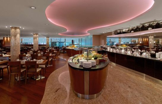 Restaurant Hilton Diagonal Mar Barcelona