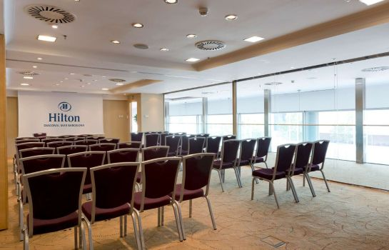 Conference room Hilton Diagonal Mar Barcelona