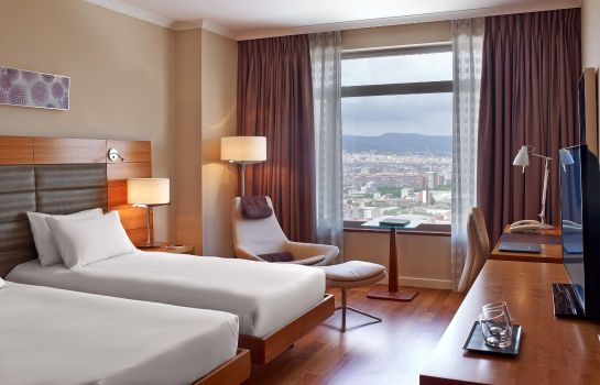 Room Hilton Diagonal Mar Barcelona