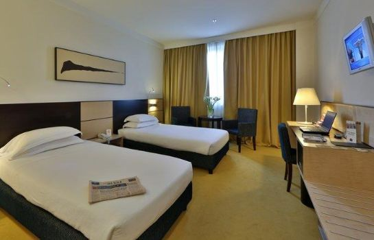 Zimmer Best Western Hotel Le Favaglie