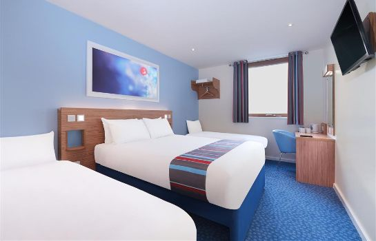 Zimmer TRAVELODGE NORWICH CENTRAL