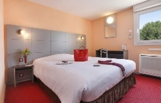 chambre standard INTER-HOTEL Limoges Nord Arion