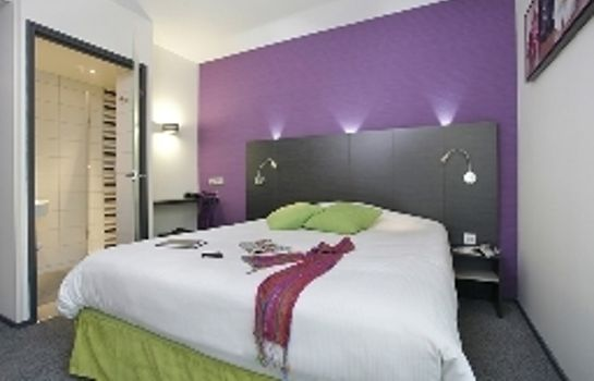 Chambre double (confort) INTER-HOTEL Limoges Nord Arion