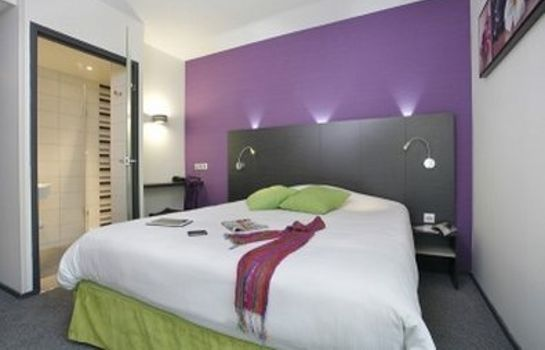 Chambre INTER-HOTEL Limoges Nord Arion