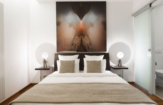 Double room (standard) Cour des Augustins Boutique Gallery Design Hotel