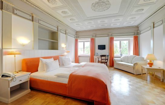 Double room (superior) Schloss Wedendorf