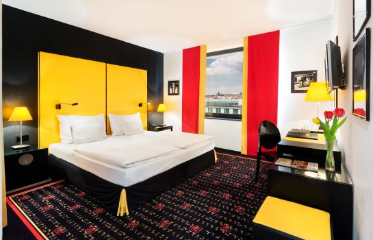 Chambre double (confort) angelo by Vienna House Prague