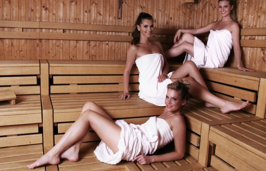 Sauna Interstar Hotel