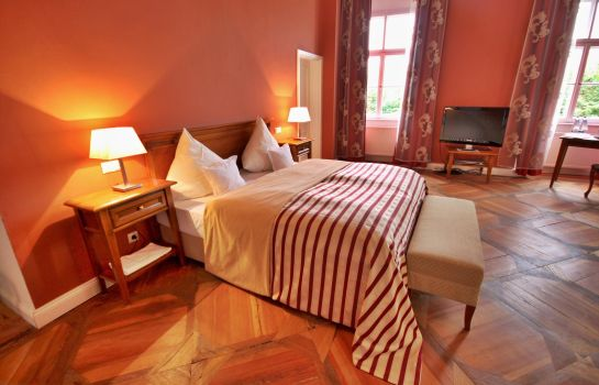 Junior Suite Schloss Burgellern