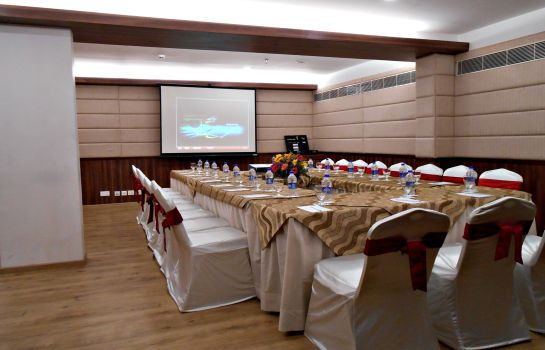 Meeting room Trivandrum Fortune Hotel The South Park - Member ITC Hotel Group