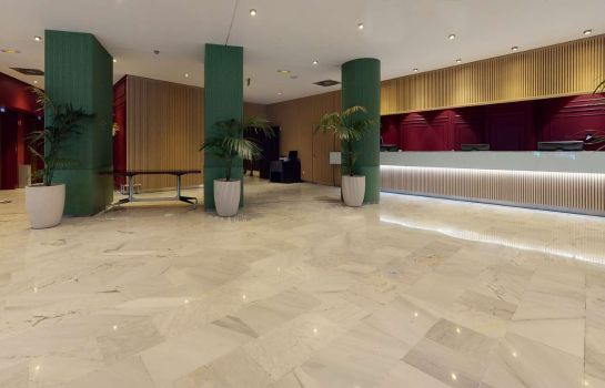 Lobby Hotel Paseo del Arte a Member of Radisson Individuals