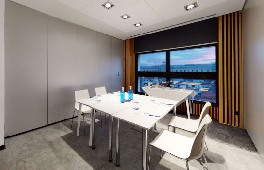 Conference room Hotel Paseo del Arte a Member of Radisson Individuals