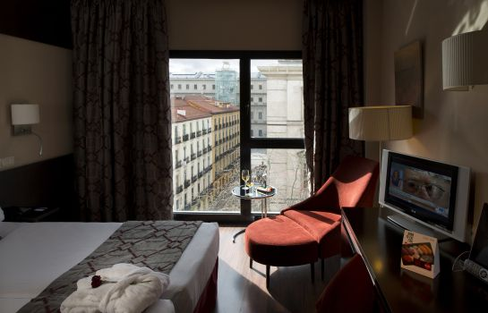 Double room (superior) Hotel Paseo del Arte a Member of Radisson Individuals