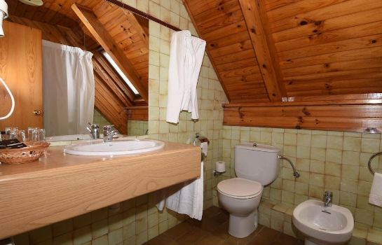 Bagno in camera Rv Hotels Orri