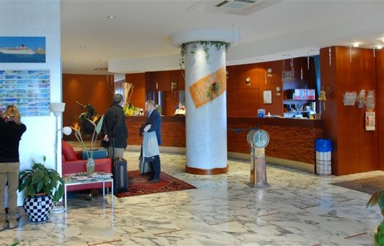 Reception Best Western Hotel Nettuno