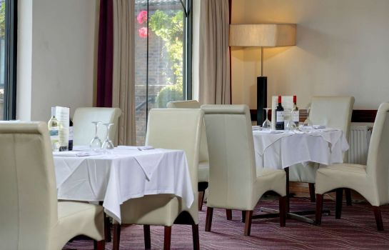Restaurant BEST WESTERN BUCKINGHAM HOTEL