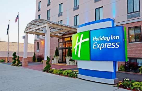 Exterior view Holiday Inn Express NEW YORK-BROOKLYN