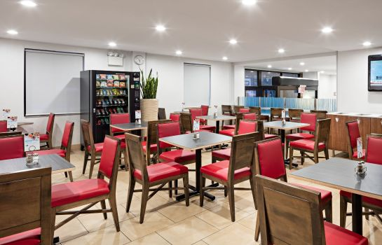 Restaurante Holiday Inn Express NEW YORK-BROOKLYN
