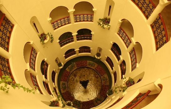 Interior view Amrutha Castle