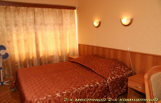 Double room (standard) MosUz Centr