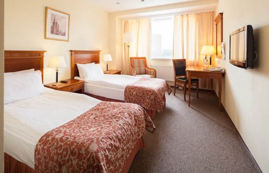 Chambre double (standard) SunFlower Park Hotel