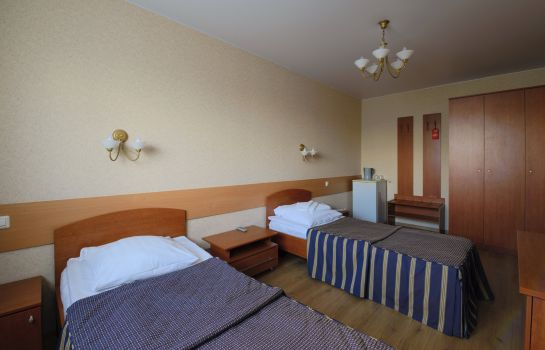 Chambre individuelle (confort) MKM Hotel