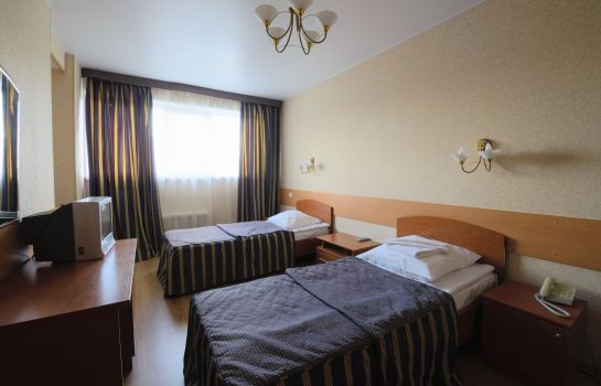 Chambre double (standard) MKM Hotel