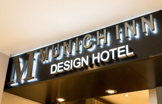 Reception Munich Inn Design Hotel