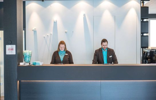 Hotelhalle Motel One Altona