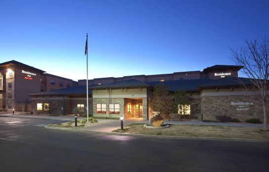 Exterior view Residence Inn Grand Junction