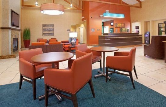 Lobby Residence Inn Grand Junction